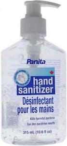 HAND SANITIZER 315ML (TEMP)