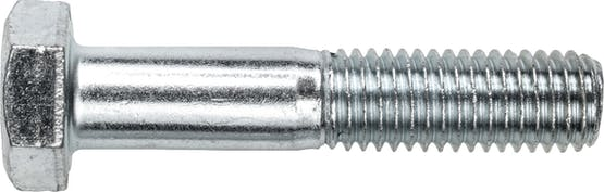 M10-1.5X55MM MC HEX BOLT 8.8 ZN DIN931