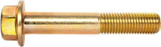 M10-1.25X45MM WAF14 MF PT FL HEX BOLT JIS 10.9 YZT