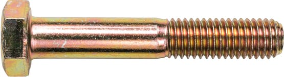 M12-1.75X90MM MC HEX BOLT 10.9 YZ DIN931