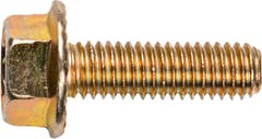 M6-1.0X12MM MC HEX BOLT SERR FLNG 8.8