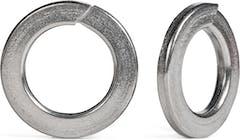 SPRING LOCK WSH DIN127B 18.8 SS M10x18.10x2.05mm