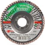 """FLAP DISC CERAMIC TYPE 29 4-1/2"""" 40G"""