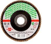 """FLAP DISC ZIRC FBRGLS BK TYPE 29 4-1/2"""" 40G"""