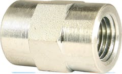 S1003-A   COUPLING STEEL 1/8FPT X 1/8FPT