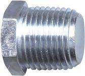 S1021-C PLUG HEX HEAD STEEL 3/8P
