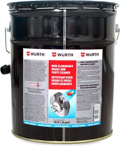 NON-FLAMMABLE BRAKE CLEANER 18.9L