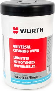 UNIVERSAL CLEANING WIPES - 90 WIPES