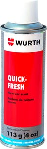 QUICK-FRESH NEW CAR SCENT 113G (OLD-893.76451)