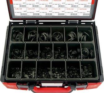 ASST. O-RING DIN3771 HA70 PERB 5.28MM-36MM 440 PCS