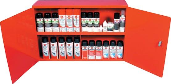 ASST. CHEMICAL 26 PCS (incl. 955.900 cabinet)