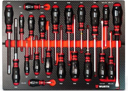 System assortment 8.4.1- screwdriver 21 pieces