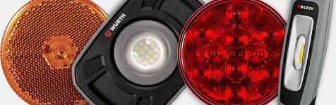 Auto Bulbs & Work Lights