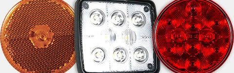 Auto Lamps & Mounting Accessories