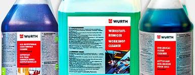 Floor & Workshop Cleaners
