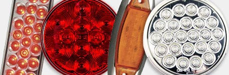 LED Auto Lamps & Mounting Accessories