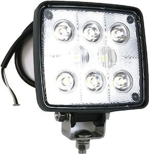 "LED WORK LAMP 4-3/8"" X 4-7/8 X 1-7/8 DEEP"