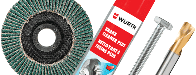 Shop online with Wurth Canada