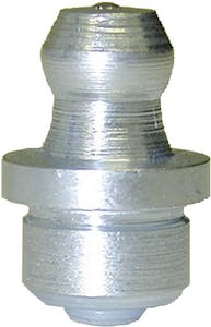 GREASE NIPPLE DIN71412A H1 ZN 8MM - KNOCK-IN