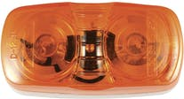 Incandescent Bullseye Marker Lamps
