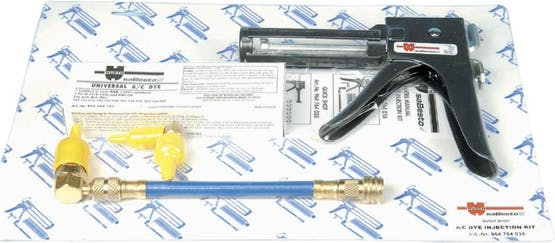 QUICK SHOT INJECTION SYSTEM